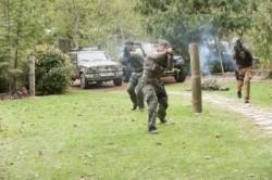Merejalaväelane 4: Liikuv sihtmärk