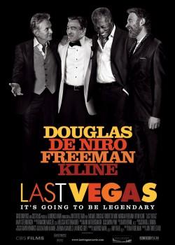 Pēdējā vecpuišu ballīte Vegasā