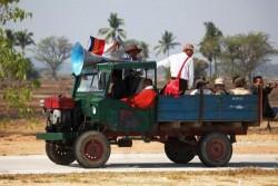 1000 jūdzes Mjanmā