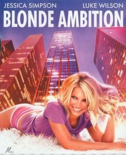 Ambicinga blondinė