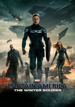 Kapitonas Amerika. Žiemos karys