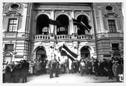Latvijas teātru vēsture. Nacionālais teātris no Atmodas sākuma līdz mūsdienām