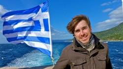 Simon Reeve´iga Kreekas