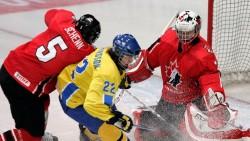 Кубок Первого канала по хоккею 2019. Сборная России – сборная Швеции
