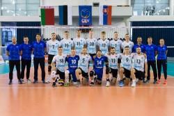 Võrkpalli Euroopa Kuldliiga Eesti - Rootsi