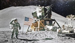 The Moon Landing and the Nazis