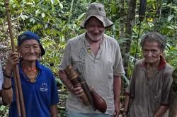 Hendrik Relvega Borneo vihmametsas