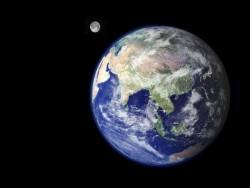 Žemė. Mūsų planetos prigimtis