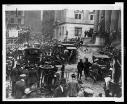 Wall Street tules