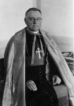 Pirmasis Telšių vyskupijos vyskupas J. Staugaitis