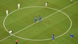 [Football] TOKYO 2020: Football - Men's 1/2 final
