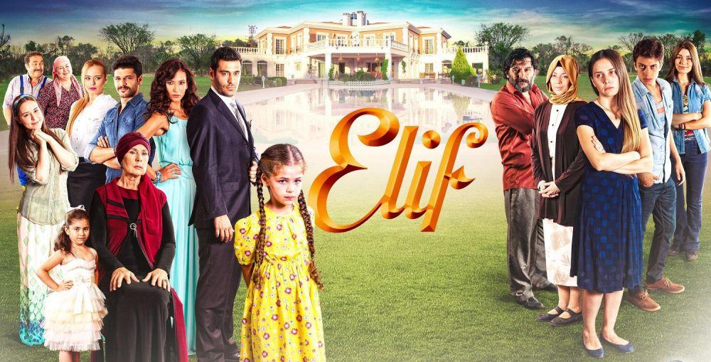 Tüdruk nimega Elif