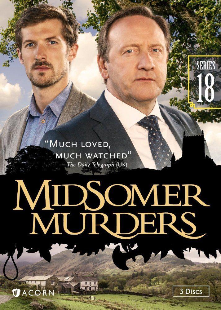 Midsomerio žmogžudystės